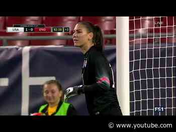 WNT vs. England: USWNT Classics Replay - March 3, 2016