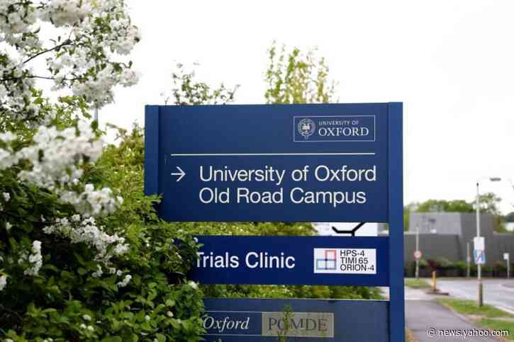 Declining infection rate provides challenge for Oxford coronavirus vaccine