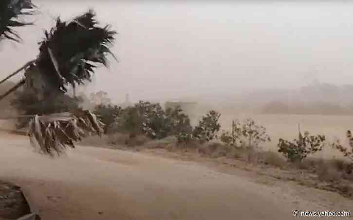Western Australia battered by worst storms in a decade