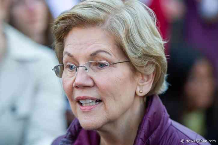Warren is reportedly turning back to wealthy donors in effort to boost Biden