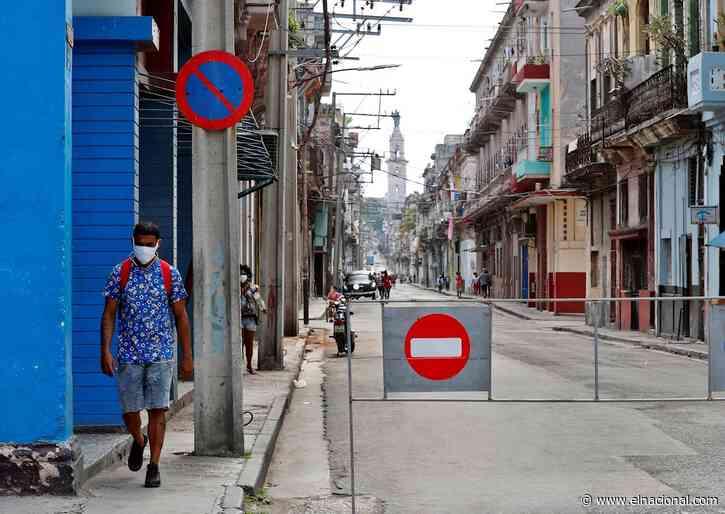 Cuba confirma 10 nuevos casos de covid-19 y otro fallecido