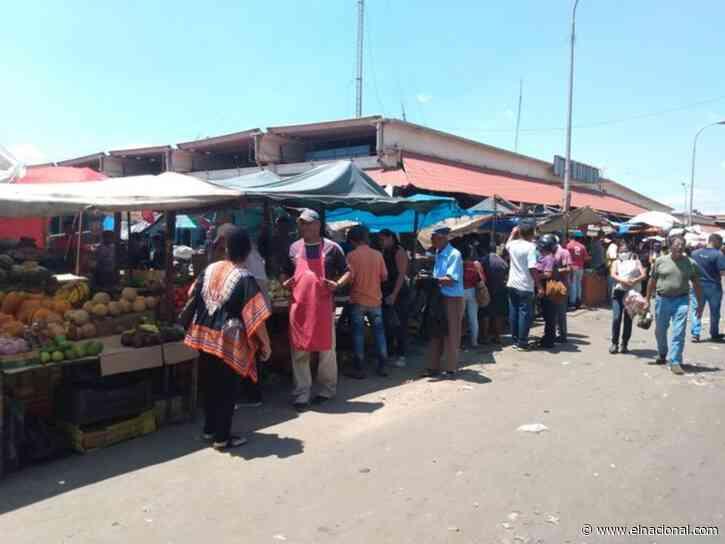 Cerraron indefinidamente el mercado Las Pulgas de Maracaibo para evitar contagios de covid-19