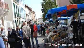 La réouverture du marché bien accueillie à Saint-Laurent-de-la-Salanque - L'Indépendant