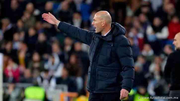 Zidane se habría saltado confinamiento en Madrid