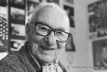 Albert Bendel aus Hachenburg vergoldete vielen Menschen das Leben - WW-Kurier - Internetzeitung für den Westerwaldkreis