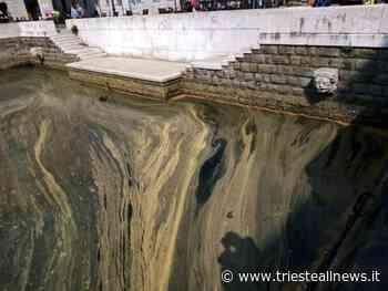 Segnalazione: Sostanza giallognola nel canale di Ponterosso - TRIESTEALLNEWS