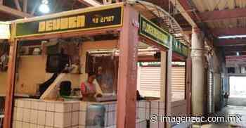Sin la mitad de comerciantes el mercado Hidalgo de Fresnillo - Imagen de Zacatecas, el periódico de los zacatecanos