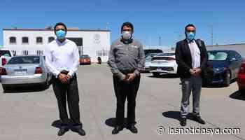 Presenta Saúl Monreal denuncia por extorsiones a comerciantes en Fresnillo - Lasnoticiasya