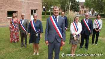 Wormhout: un second mandat avec une légitimité renforcée pour Frédéric Devos - La Voix du Nord