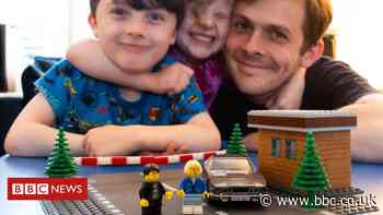 Lockdown Lego: The enthusiasts building mini masterpieces