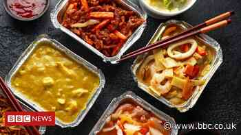 Coronavirus: How safe are takeaways and supermarket deliveries?