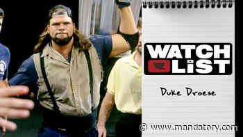 Duke Droese Recalls Standout Feud With Triple H, Great Brawls With PCO In WWF