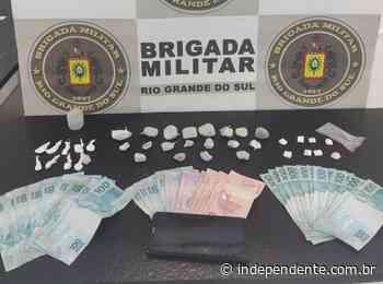 Preso por tráfico em Lajeado escondia drogas em aparelho de DVD - independente