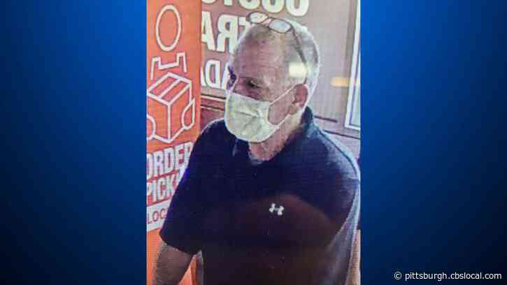 West Mifflin Police Ask For Help Identifying Man Involved In Home Depot Incident