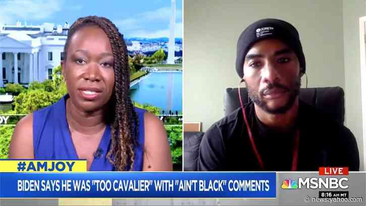 Charlamagne Tha God Reacts to Joe Biden's 'You Ain't Black' Apology