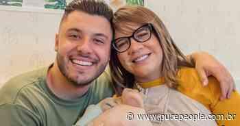 Marília Mendonça exibe animação do filho, Léo, ao ganhar presente de Murilo Huff - Purepeople.com.br