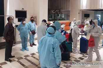 59 WNI tertahan di India ikut repatriasi mandiri KBRI New Delhi - ANTARA