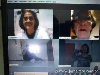 Aulas de ginástica a distâncias para Idosos em Vargem Alta - Jornal FATO