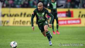 Das Sprunggelenk: Paulo Otavio vom VfL Wolfsburg droht längere Pause - kicker - kicker