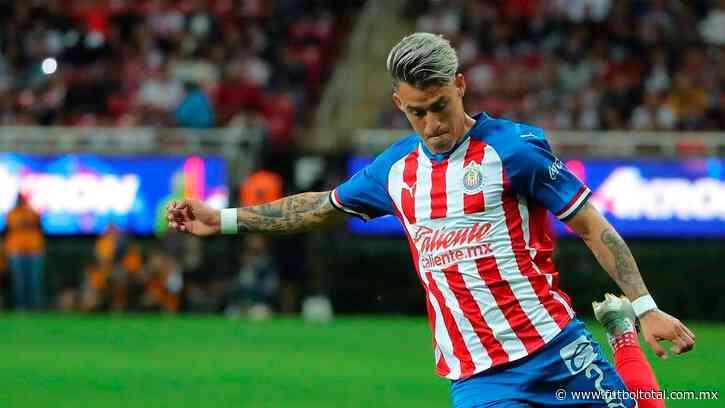 Cristian Calderón en la mira de los Rayados de Monterrey