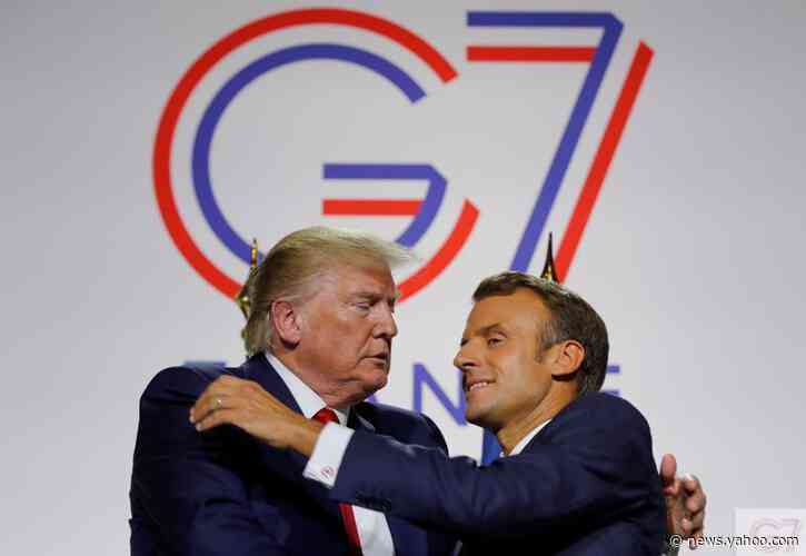 U.S. hopes for in-person G7 summit end of June: White House