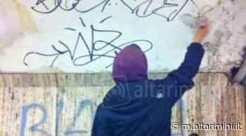 Bellaria, sorpresi a imbrattare muri: due sedicenni segnalati alla procura dei minori - AltaRimini