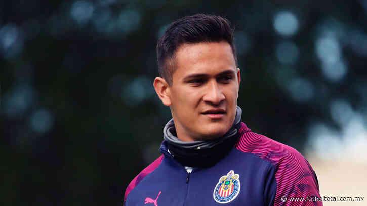 ¿Raúl Gudiño se despide de Chivas?