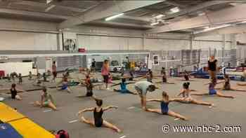 Fort Myers gymnastics center reopens with new changes - NBC2 News