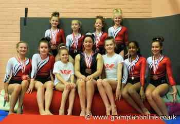 Gymnastics club's uncertainty over a return after lockdown - Grampian Online