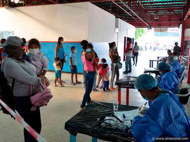 Se endurecerá el protocolo para permitir el retorno de venezolanos por las fronteras