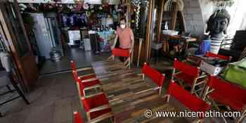 Les restaurateurs de l'Esplanade des Sablettes à Menton entre optimisme et difficultés financières - Nice-Matin
