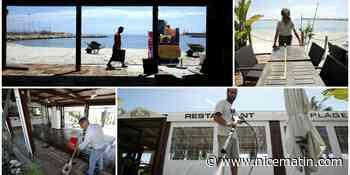 Les plages privées de Menton se préparent à rouvrir en juin - Nice-Matin
