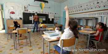 Comment 435 enfants ont fait leur retour en classe à Menton - Nice-Matin