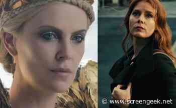 Charlize Theron & Amy Adams Reportedly Being Eyed For Marvel Role - ScreenGeek