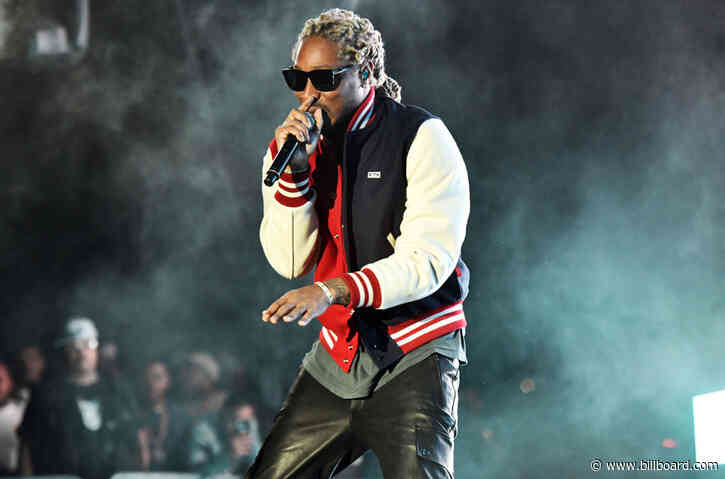 Future Flies 'High' With Seventh No. 1 Album on Billboard 200 Chart