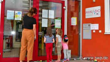 Regelungen in Bietigheim-Bissingen: Kitas öffnen schrittweise - SWP