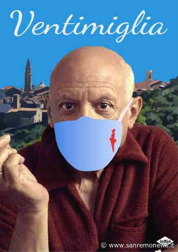 """Picasso a Ventimiglia, il """"lieto evento"""" immortalato da un disegno di Enzo Iorio - SanremoNews.it"""