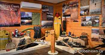 High Level launches online exhibit to mark 1 year since wildfire evacuations