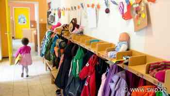 Kitas in Gaildorf: Corona-Notbetreuung wird ausgeweitet: Mehr Kinder können in die Einrichtungen - SWP