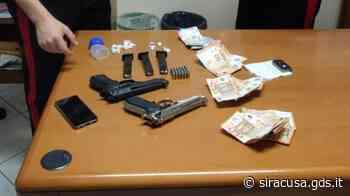 Priolo Gargallo, trovato con droga e due pistole: arrestato 31enne - Giornale di Sicilia