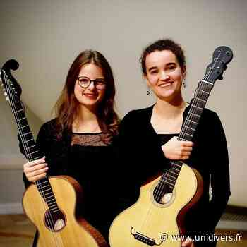 Concert Duo Odelia Musée du Papier peint,Rixheim,France - Unidivers