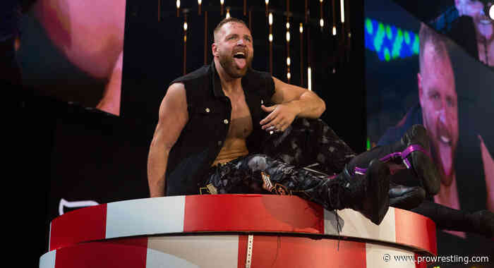 "Jon Moxley On His Upcoming AEW Title Defense Against Brian Cage; ""He's An Exceptional Talent"""