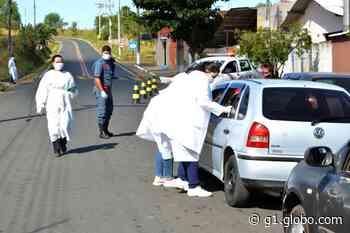 Cidades turísticas realizam barreiras sanitárias por causa de feriadão em SP - G1