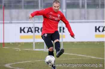 VfB Stuttgart: Holger Badstuber trainiert individuell - VfB Stuttgart - Stuttgarter Zeitung