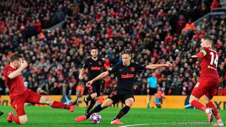 Liverpool vs Atlético de Madrid fue fuente de contagio de coronavirus