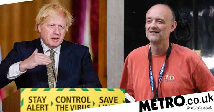 Fury at Boris Johnson as he defends Dominic Cummings over 'lockdown breach'