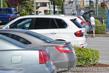 White Rock extends waterfront parking time limit – Peace Arch News - Peace Arch News