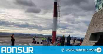 Aterrizó en Comodoro otro vuelo desde Buenos Aires: permiten el descenso en grupo de 5 pasajeros - ADN Sur