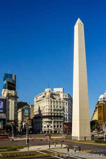 El Obelisco, el mayor símbolo de la Ciudad de Buenos Aires, cumple 84 años - buenosaires.gob.ar