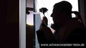 Stetten am kalten Markt: Zahl der Straftaten bei den Nachbarn steigt – in manchen Bereichen - Schwarzwälder Bote